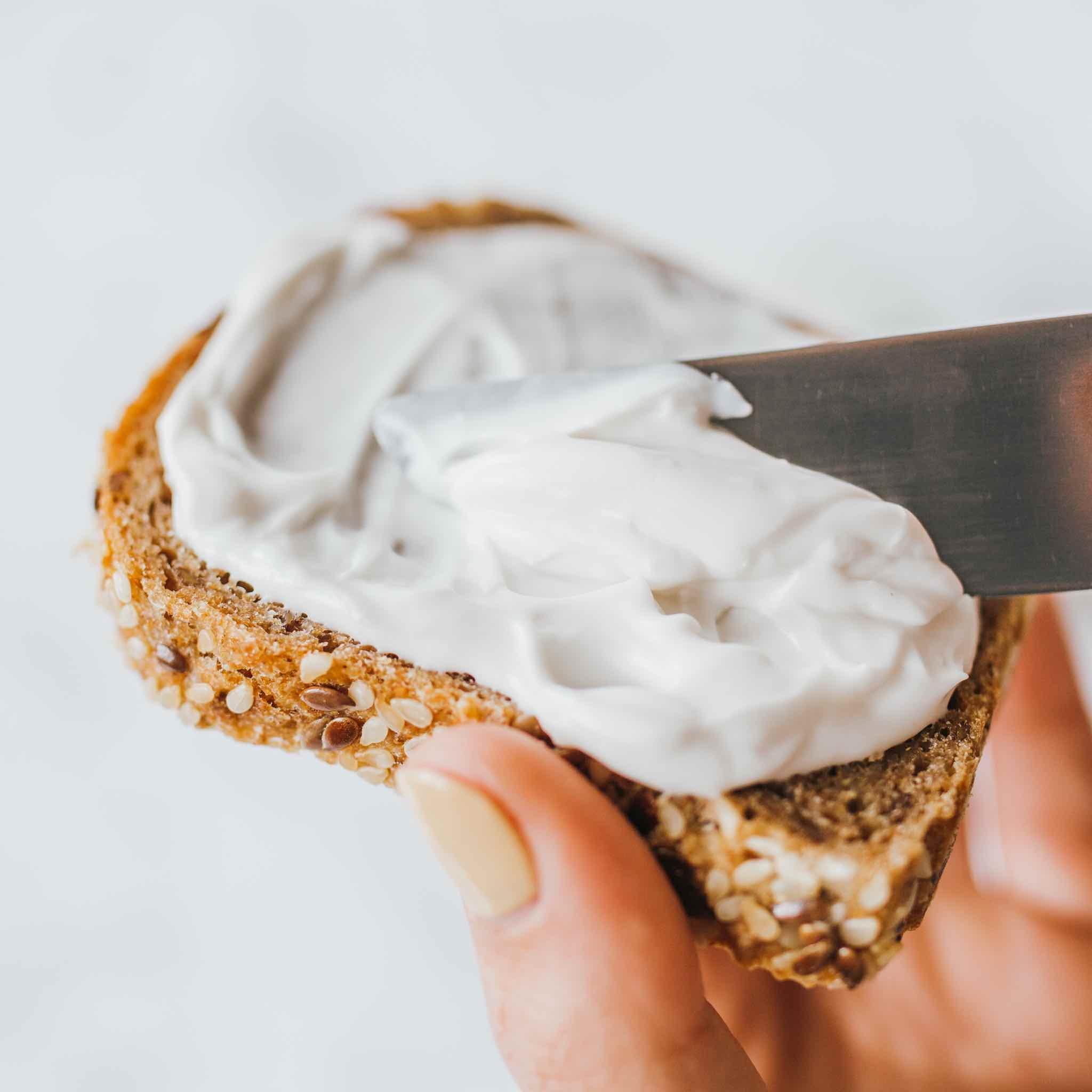 ALL IN natural food - vegán sajtkrém