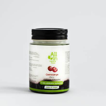 ALL IN natural food - paleo és vegán joghurt